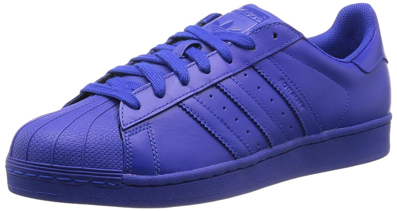 adidas superstar herren blau