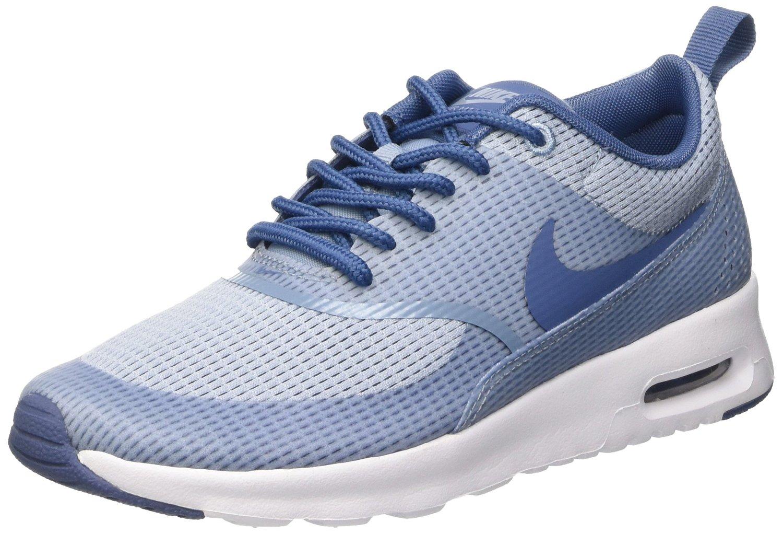 Nike Air Max Thea Textile (blauweiß, Damen Sneaker)