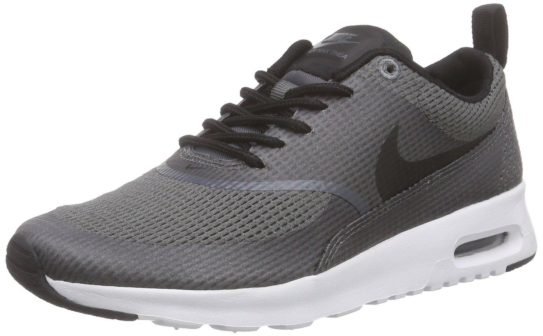 Nike Air Max Thea Textile (grauweiß, Damen Sneaker)