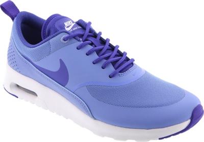 huge discount 2993f a6185 Nike Air Max Thea (blauweiß, Damen Sneaker)