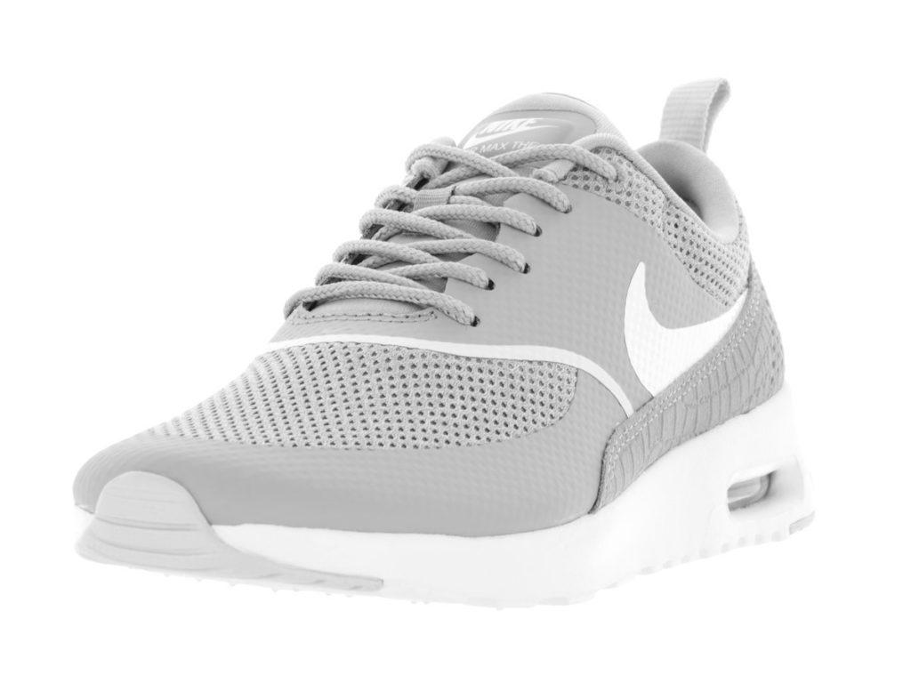 Nike Air Max Thea (grauweiß, Damen Sneaker)