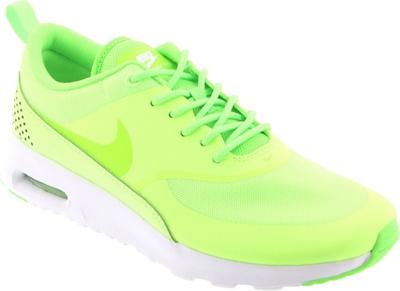 Nike Air Max Thea (neon/grün/weiß, Damen Sneaker) - sneak3rs.de