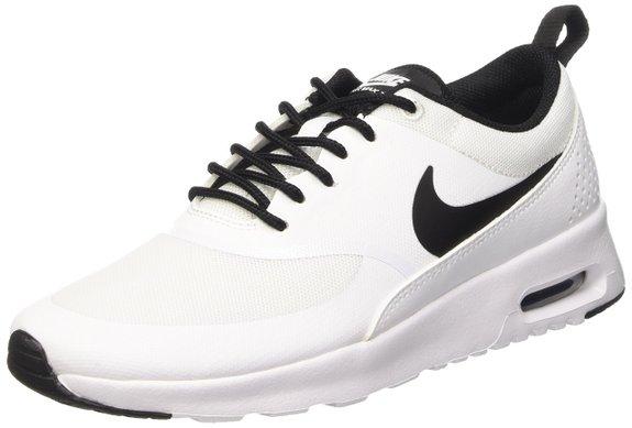 release date super cute new collection Nike Air Max Thea (weiß/schwarz, Damen Sneaker) - sneak3rs.de
